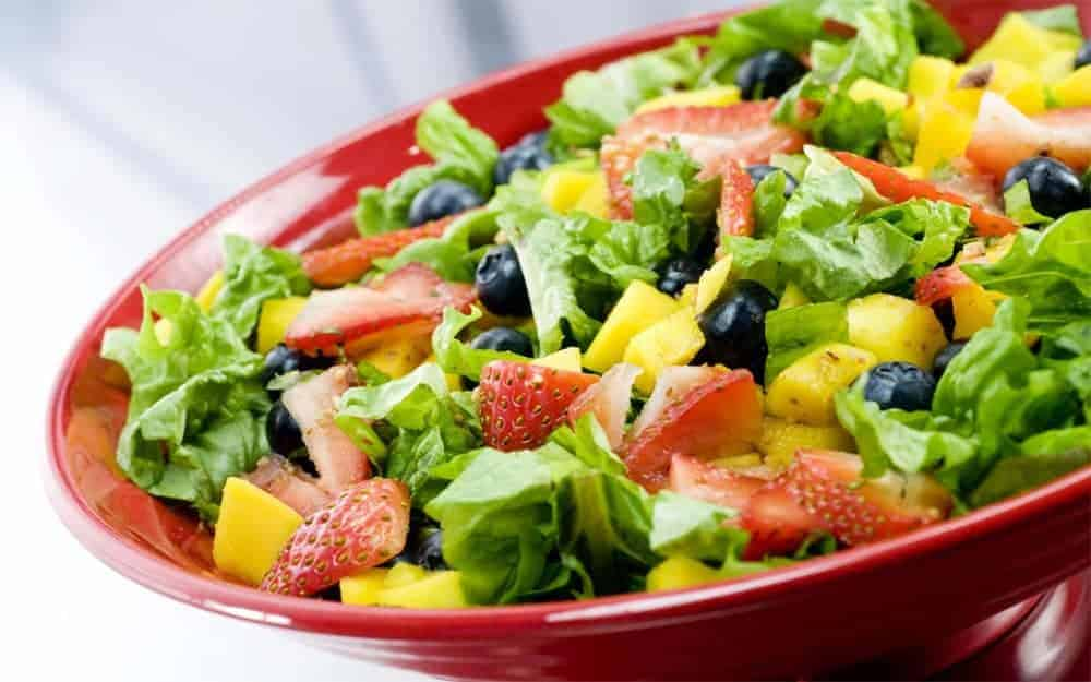 Adelgazar rapido saludable para comida