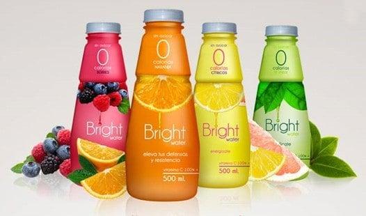 Bebidas vitaminicas