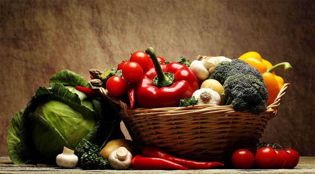 Verduras para una dieta sana