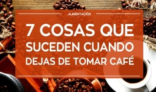 Contra indicaciones cafe