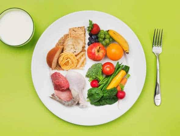 Cidas dietas saludables para bajar de peso