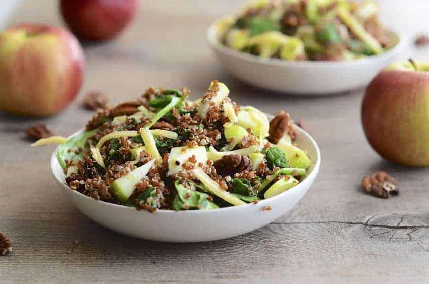 Recetas de quinoa