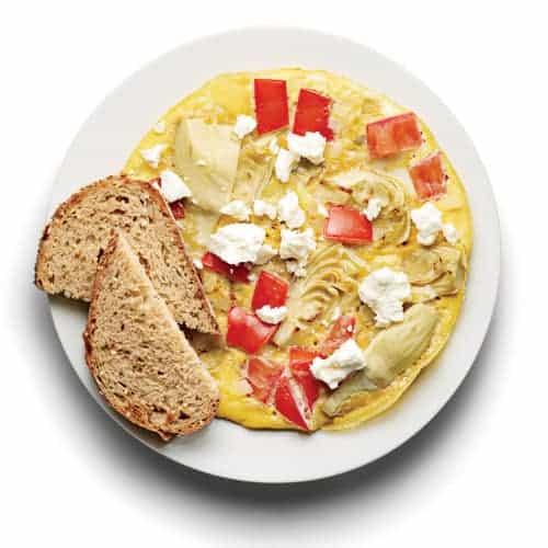 Frittata-de-tomate-queso-y-alcachofa