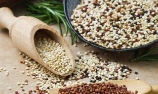 Recetas y propiedades de la quinoa