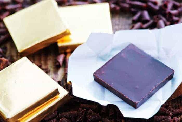 Chocolate y memoria