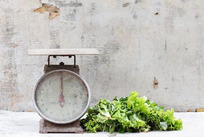 Perder peso con el veganismo