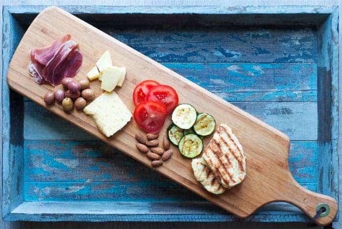 Alimentos con proteina