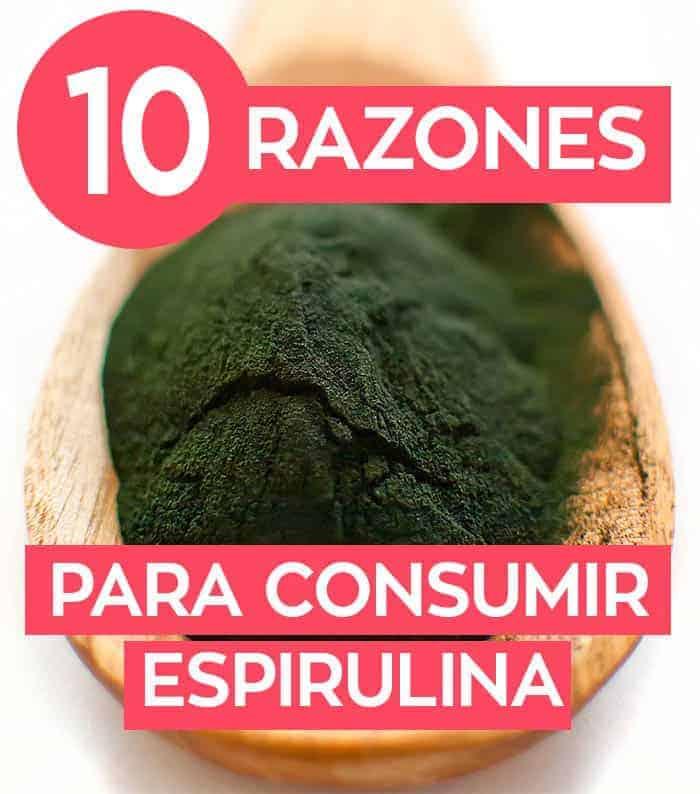 Espirulina-alga
