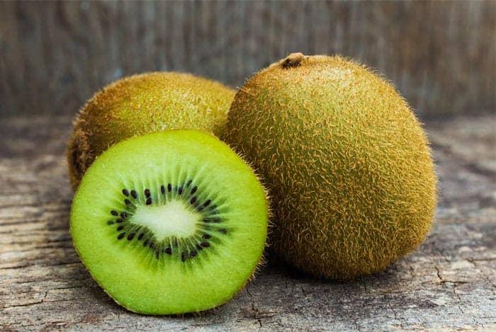 kiwi rico en fibra