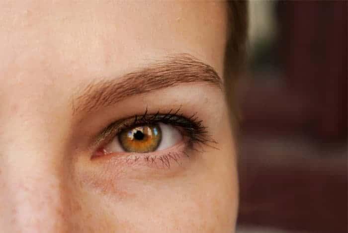 ojos saludables
