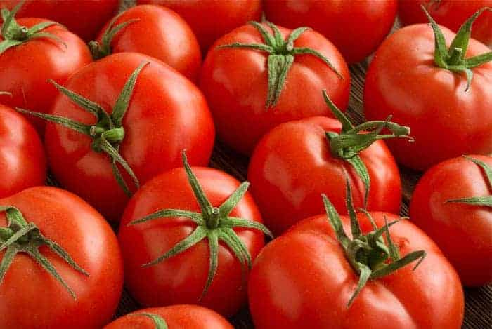 vitaminas y tomates