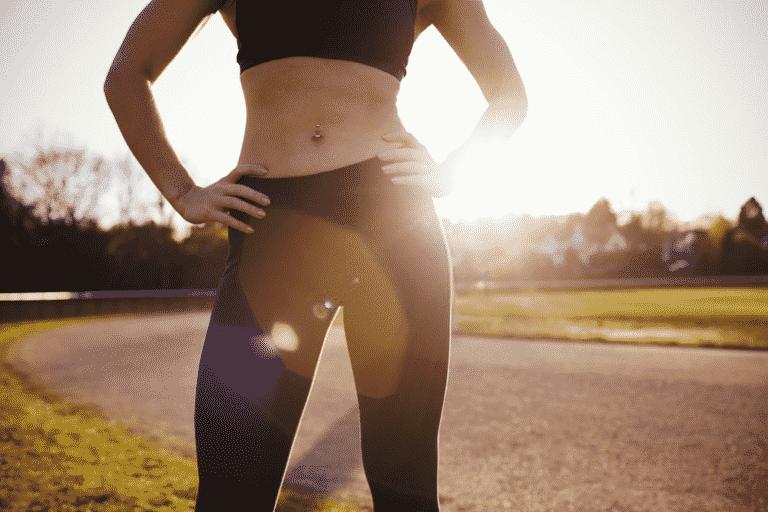 10 formas para perder barriga y tener un vientre plano