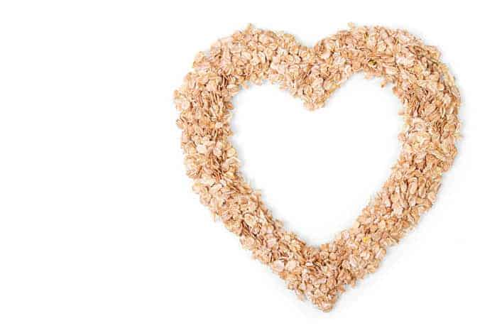 corazon saludable con avena