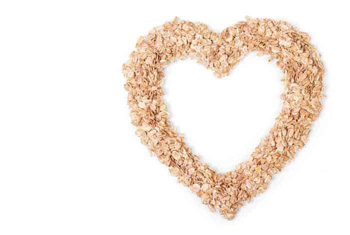 corazon saludable con avena