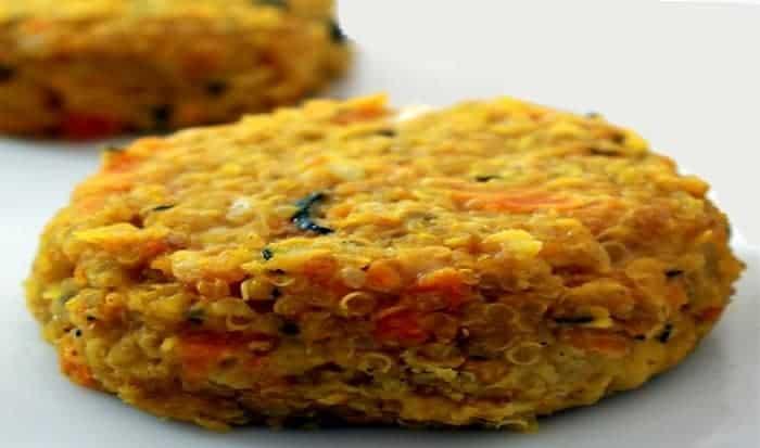 Hamburguesas de lentejas y zanahoria tipsnutritivos - Calorias alubias cocidas ...