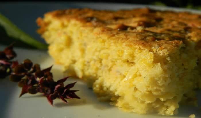 torta maiz