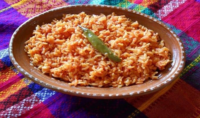 beneficios de la dieta del arroz rojo