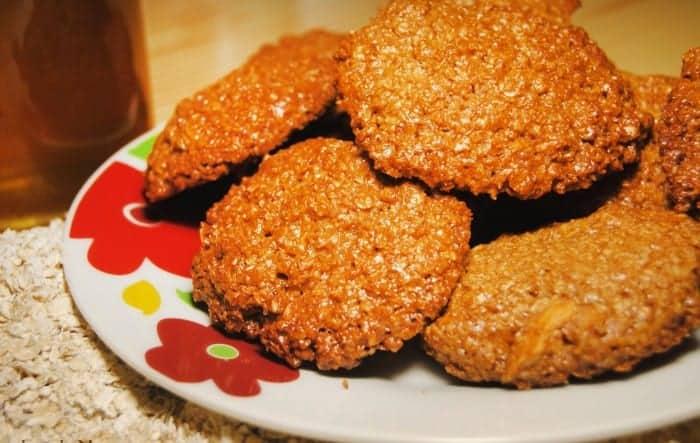 galletas de zanahorias sin harina y sin azucar