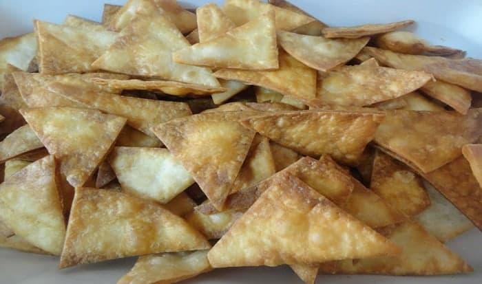 fritos al horno