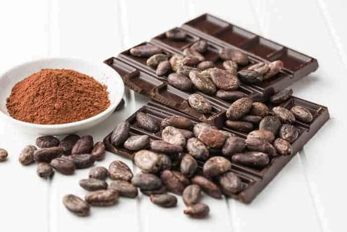 Cacao-crudo
