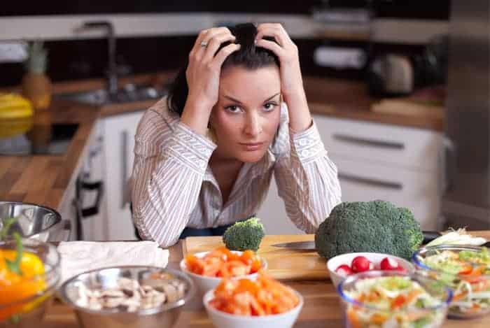 dieta para prevenir el estrés y la ansiedad