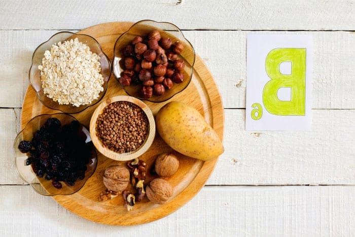 vitaminas-B-en-comidas