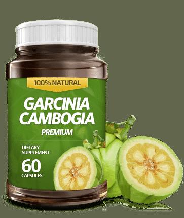 Frasco 60 cápsulas de Garcinia Cambogia