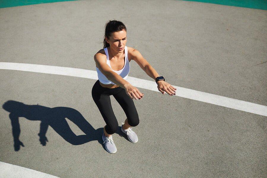 8 ejercicios para piernas en casa 1