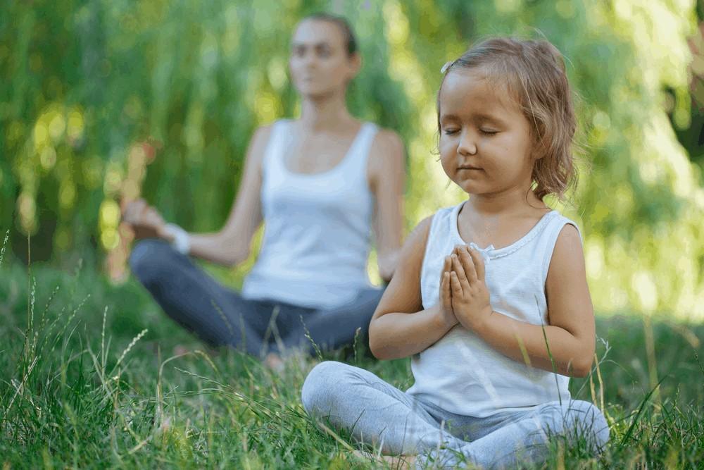 beneficios de la meditación en niños