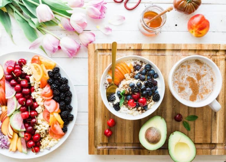 Desayunos para perder peso